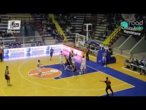 Expert Napoli-Pallacanestro Trieste: il match di domenica è anticipato alle 17