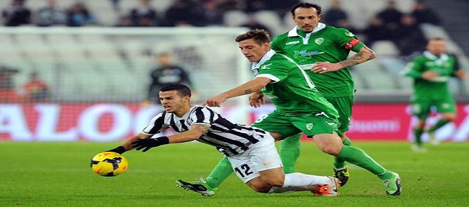 Tim Cup: Juventus-Avellino 3-0