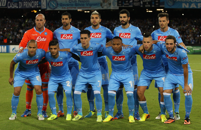 Il 2013 del Napoli: un po' di numeri