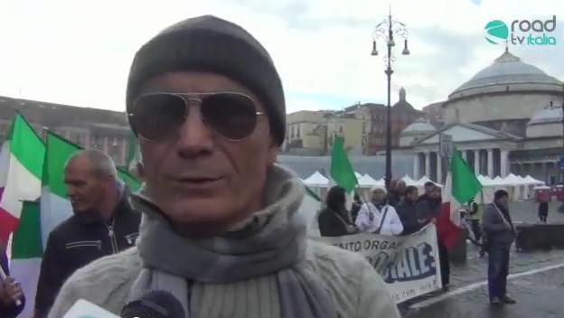 Forza Sociale in piazza per i diritti negati (VIDEO)