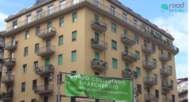 """Piazza Leonardo, sprofonda via Suarez. Peluso: """"Intervenire subito"""" (VIDEO)"""
