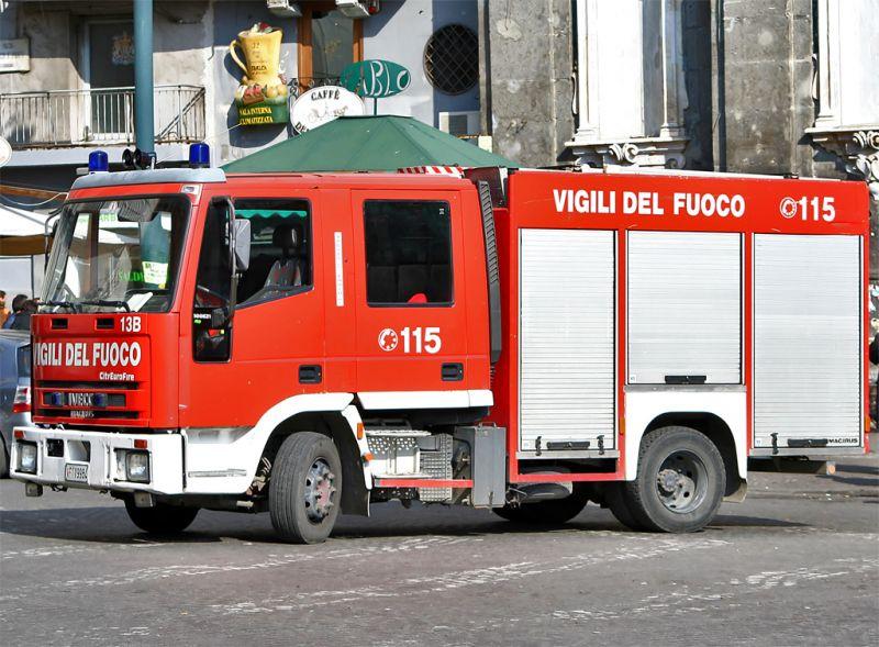Dalla sala operativa dei vigili del fuoco di Napoli, dichiarazioni esclusive sul sisma