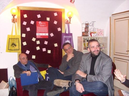 """""""È sempre la stessa storia"""" allo store Marotta & Cafiero del Teatro Bellini"""