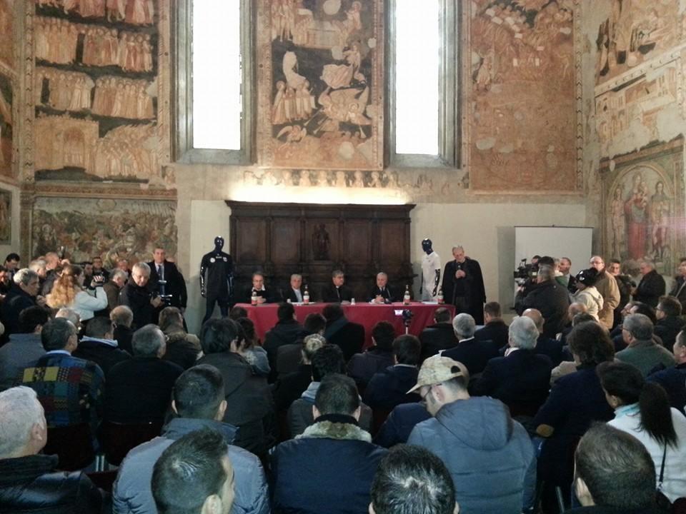 Diocesi e Calcio Napoli: nasce l' Arriap ASD