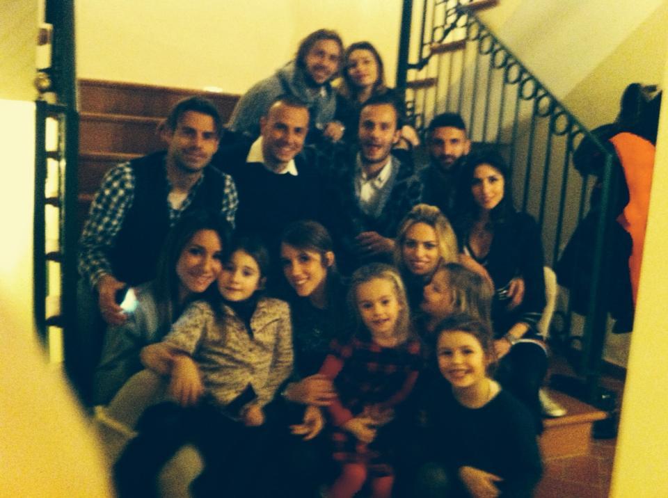 Qui Genoa, gli ex Napoli passano Capodanno insieme: con loro anche Antonelli e Gila