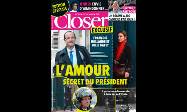 Giù il sipario Hollande
