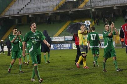 Avellino-Latina 1-1, un gol di Ciano salva i biancoverdi all'ultimo minuto