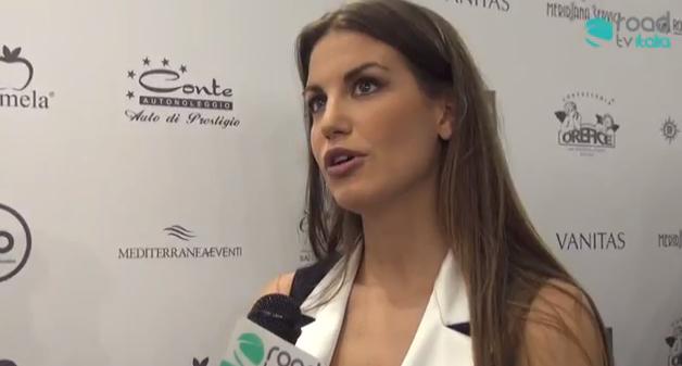 """Inaugura """"È Sposa"""", madrina d'eccezione Francesca Fioretti (VIDEO)"""