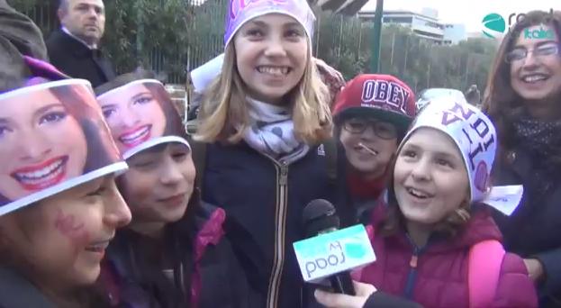 Violetta al Palapartenope, fans in delirio (VIDEO)
