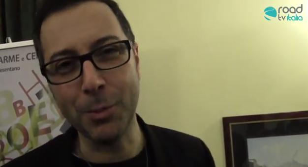 """""""Io che amo solo te"""": il bestseller di Luca Bianchini a Poetè (VIDEO)"""