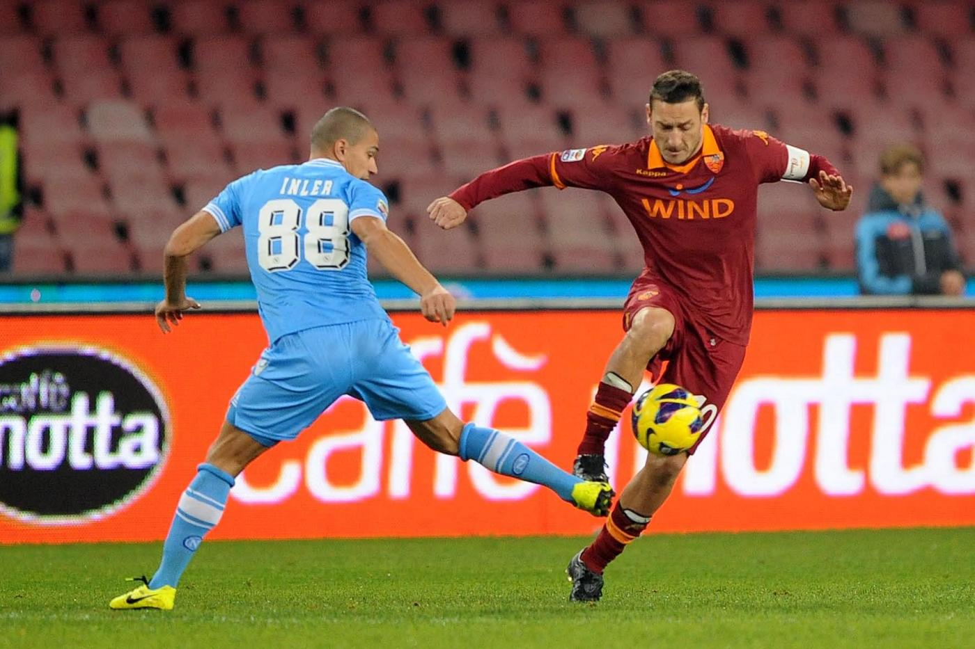 Tim Cup, se il Napoli batte la Lazio incontrerà la Roma