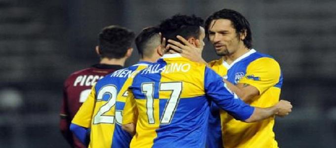 Livorno-Parma 0-3, è la vittoria di Donadoni