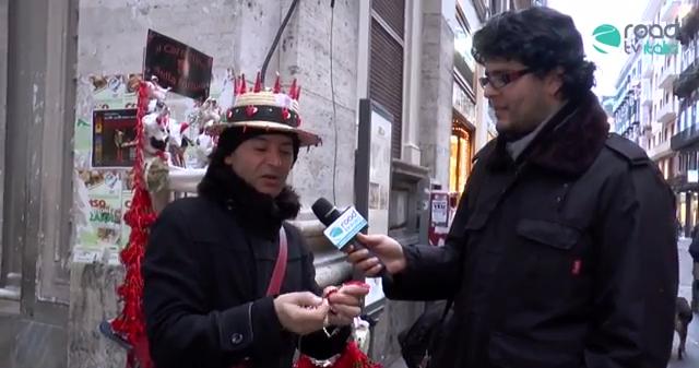 Calcio e Fortuna, intervista a Cornoman (VIDEO)