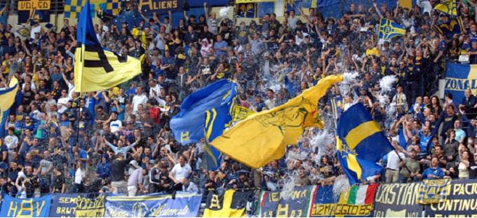 Verona-Napoli, Curva Sud del Bentegodi chiusa con la condizionale per cori razzisti