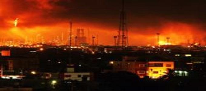 Esplosione di una raffineria in Venezuela: i morti salgono a 39