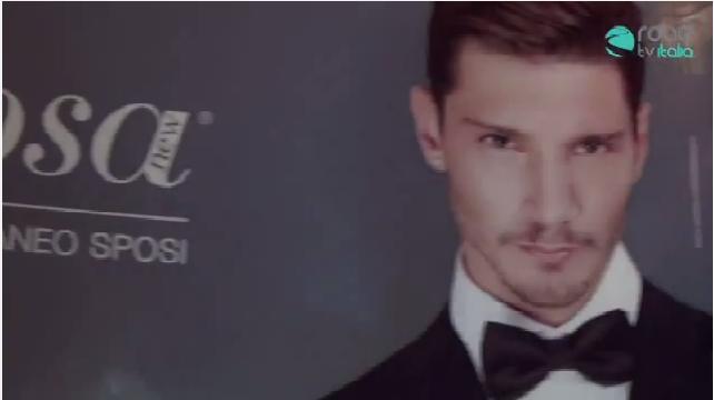 """""""E' Sposa"""" 2014, la fiera degli sposi al Mediterraneo Expò. Testimonial d'eccezione è Stefano De Martino (VIDEO)"""