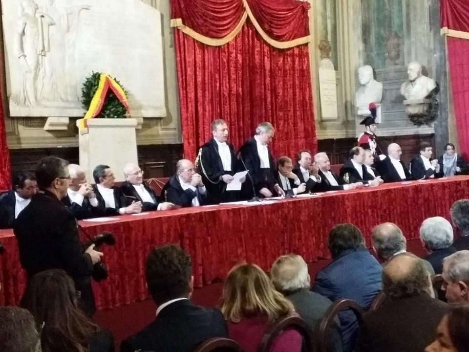 No alla nuova Geografia giudiziaria, no alla chiusura dei Tribunali (VIDEO)