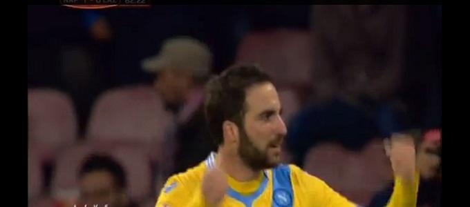 Il Napoli in semifinale di Coppa Italia