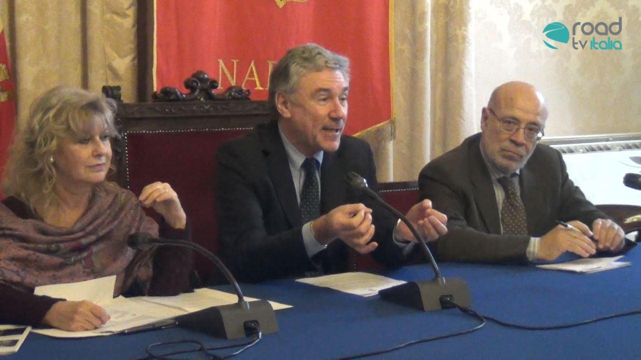 Piccoli diplomatici crescono. Al Maschio Angioino la seconda edizione di IMUN (VIDEO)