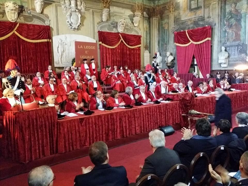 Giustizia umiliata: il grido dell'Avvocatura napoletana all'inaugurazione dell'anno giudiziario