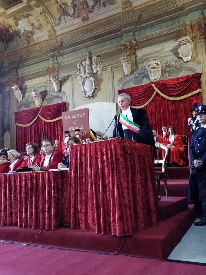 Inaugurazione anno giudiziario, continua la protesta degli avvocati
