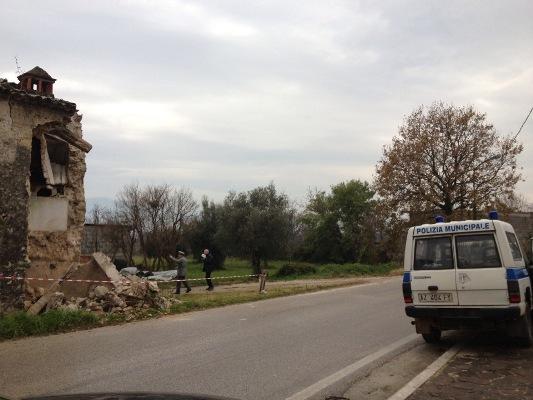 Sisma sul Matese: dal Viminale trentamila euro per gli sfollati