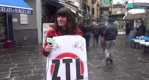 Al via la ztl Tarsia Pignasecca, i pareri dei napoletani (VIDEO)