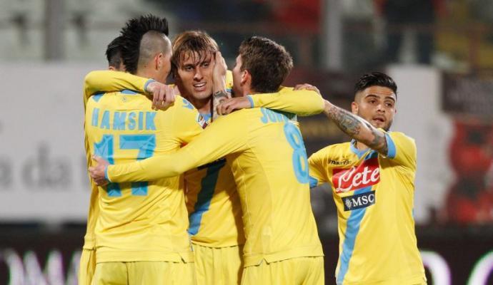 """Henrique: """"Il gol lo dedico alla mia famiglia"""""""