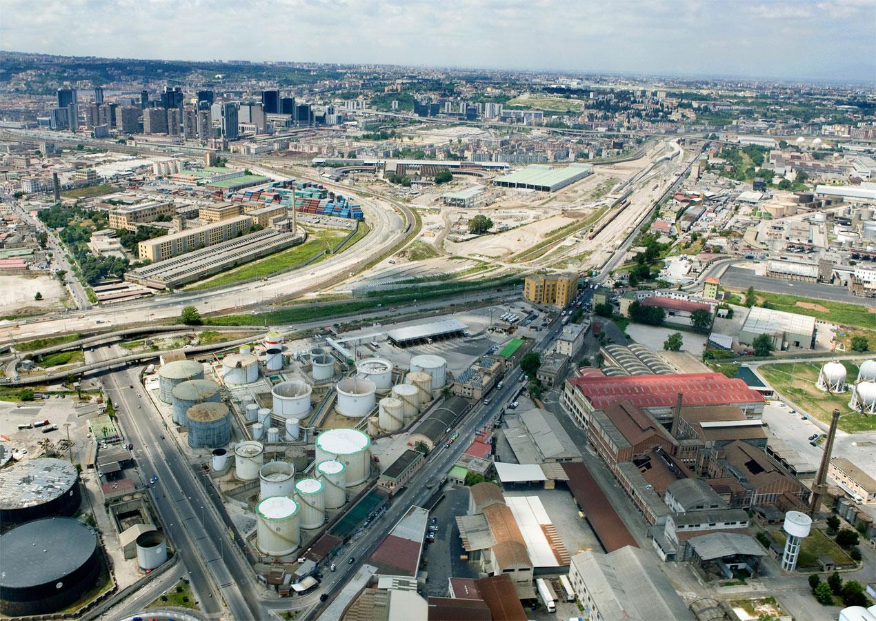 Area Est, raggiunto l'accordo per i lavori di riqualificazione della zona portuale