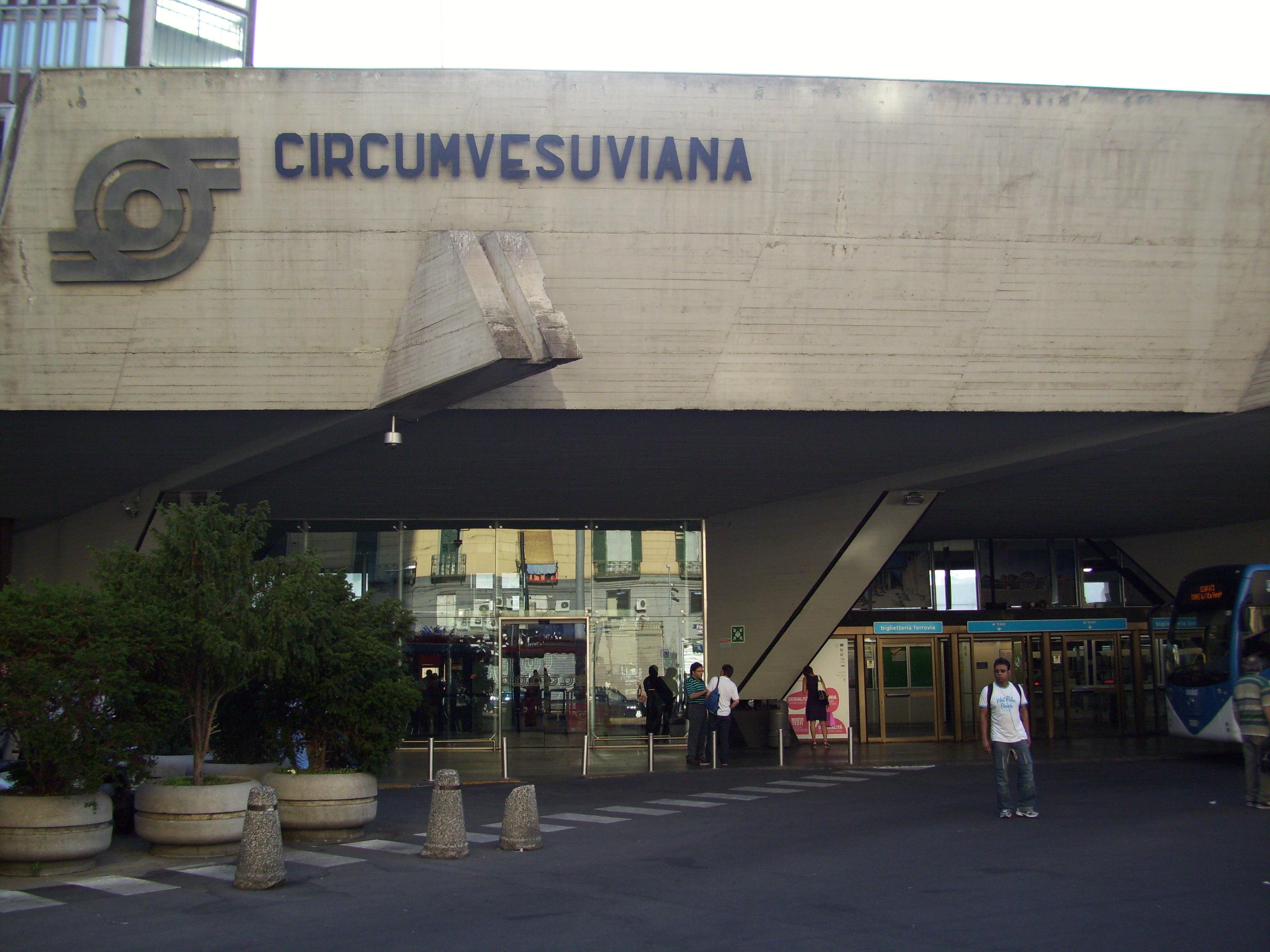 Violenza a bordo, ancora un'aggressione in Circumvesuviana