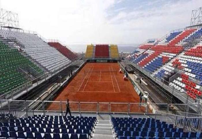 Coppa Davis: all'Arena del Tennis di Napoli, benedetta ieri da Sepe, arriva la Nazionale