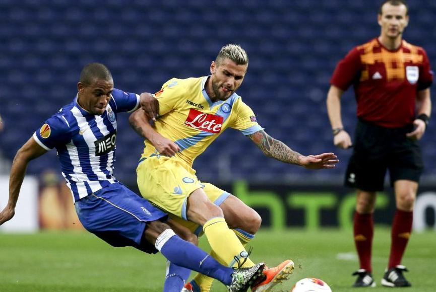"""Napoli-Porto, Behrami: """"Domani gara fondamentale per capire il nostro percorso"""""""