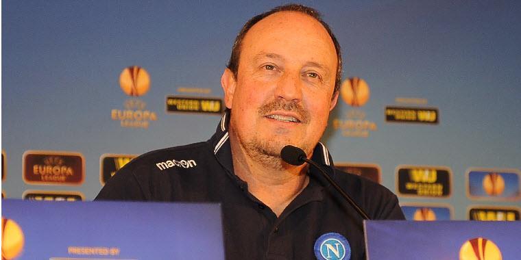 """Napoli-Porto, Benitez: """"Abbiamo fiducia in noi stessi, dobbiamo fare gol"""""""