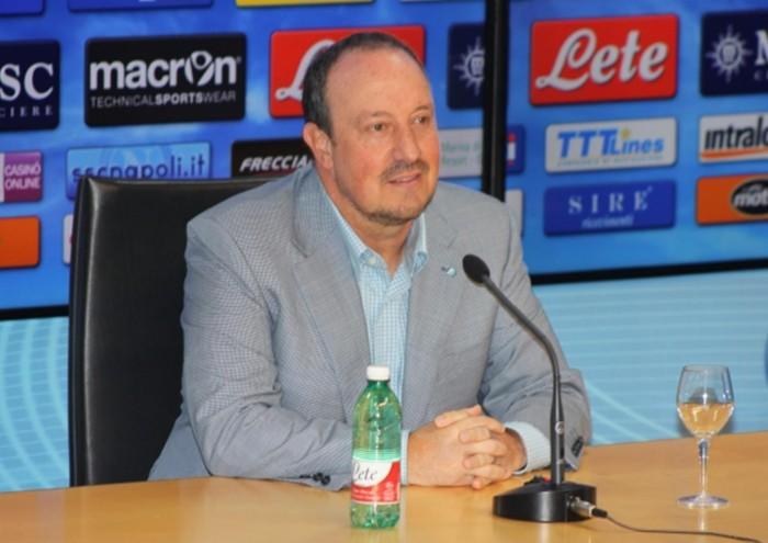 """Napoli-Juventus, Benitez: """"Sappiamo l'importanza della gara. I tifosi faranno la differenza"""""""