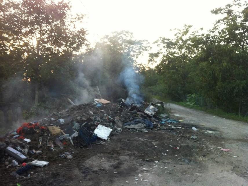 Sequestrate, nel comune di Nola, 200 tonnellate di rifiuti speciali pericolosi