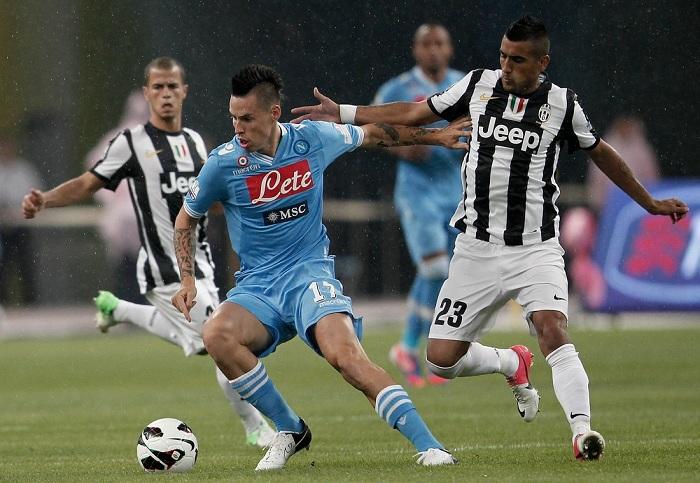Napoli Juventus, da oggi in vendita i biglietti