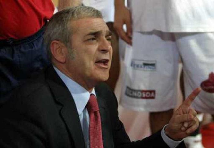 Basket, il coach della Expert Napoli Massimo Bianchi parla a Marte Sport Live