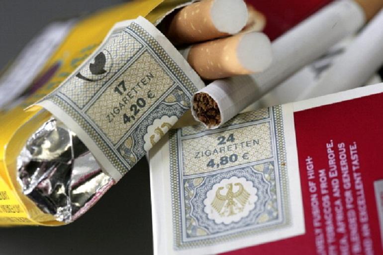 Una tonnellata di sigarette di contrabbando sequestrate: anche le Cheap White