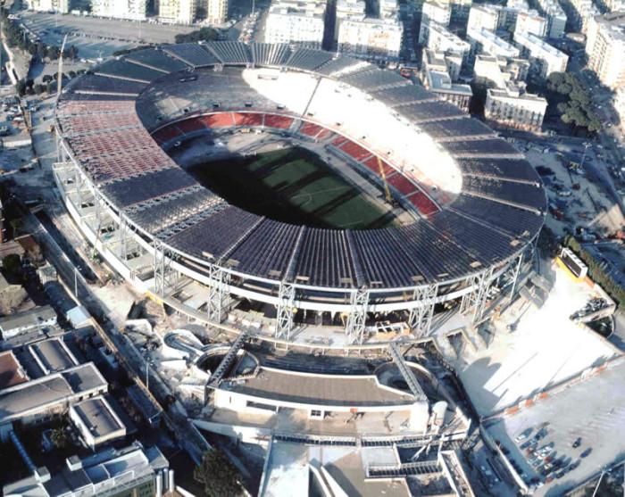 Lo stadio San Paolo pronto per essere rinnovato, ecco il progetto dei tre urbanisti campani