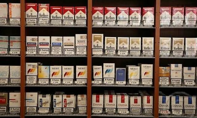 Stop alla vendita del tabacco