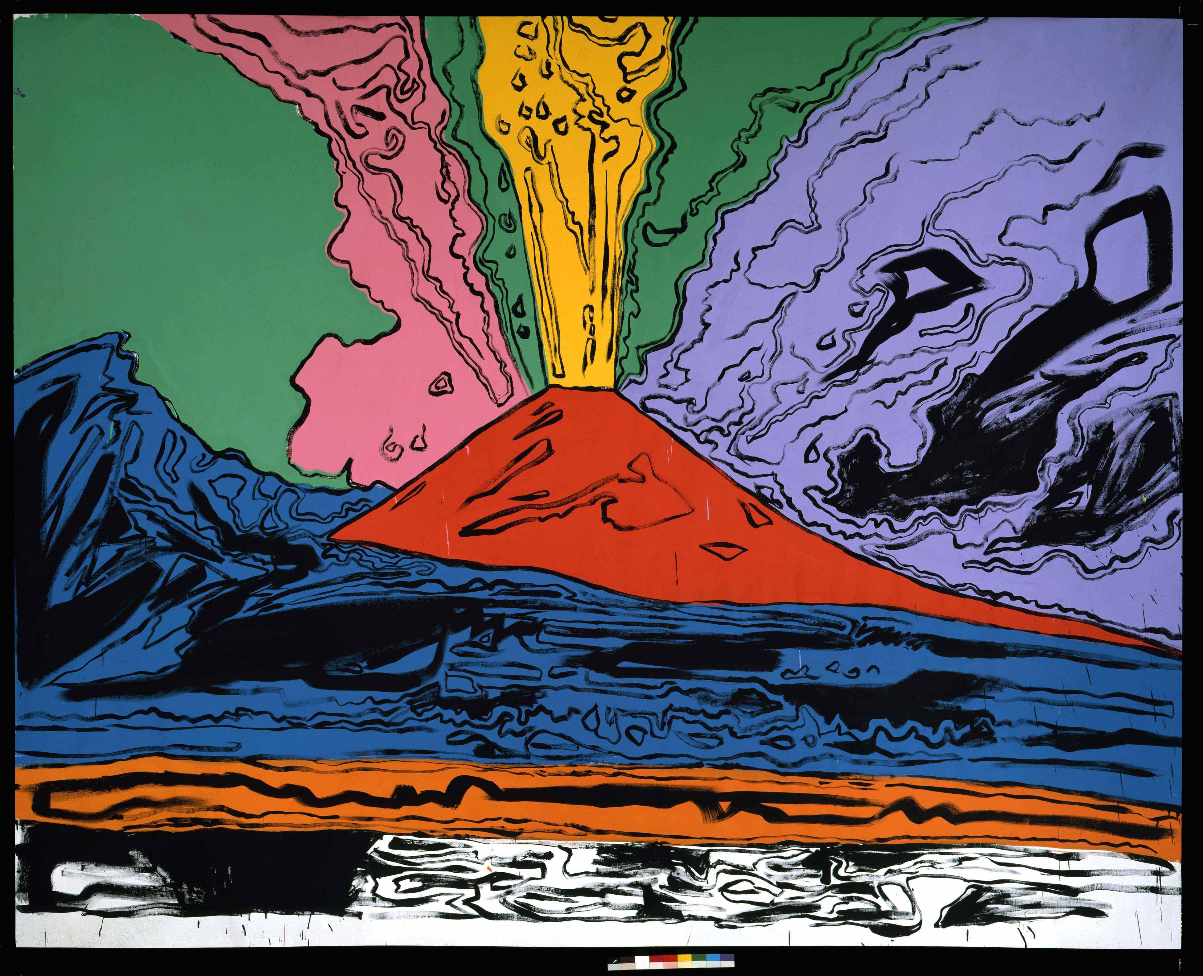Mostra di Andy Warhol al PAN, la più brutta che io abbia mai visto