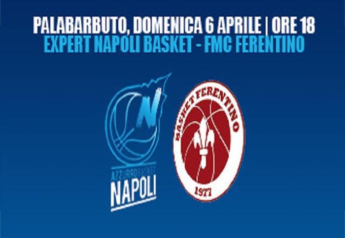 Expert Napoli - FMC Ferentino: segui la diretta testuale di Road Tv Italia