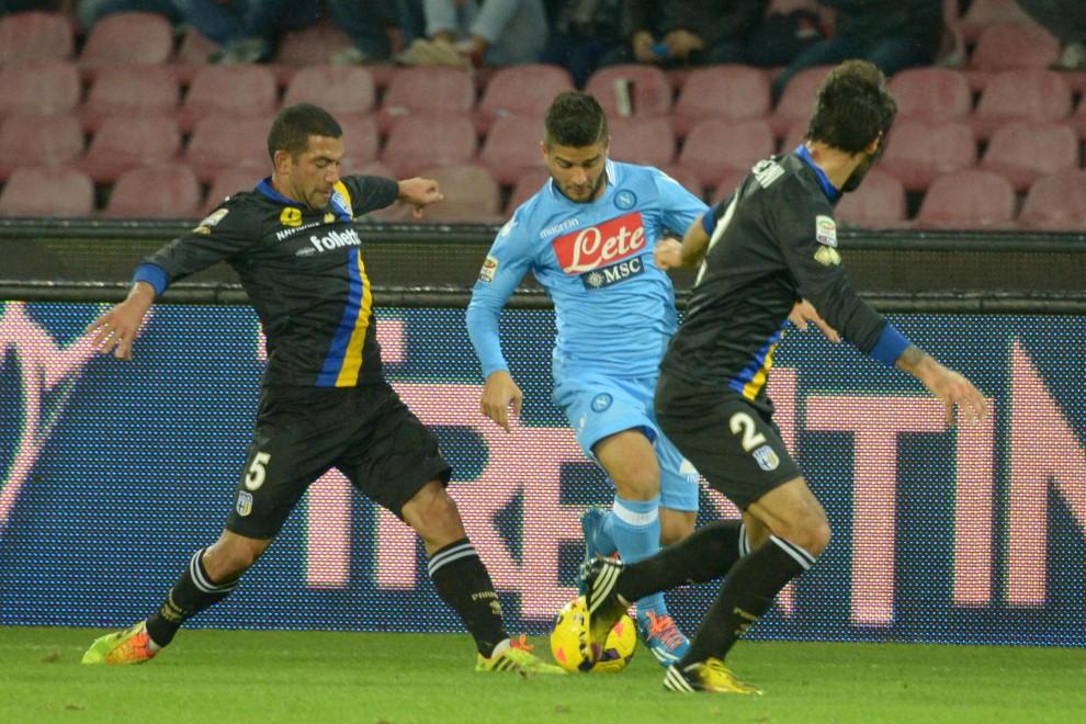 Parma-Napoli, i precedenti: crociati in vantaggio sugli azzurri