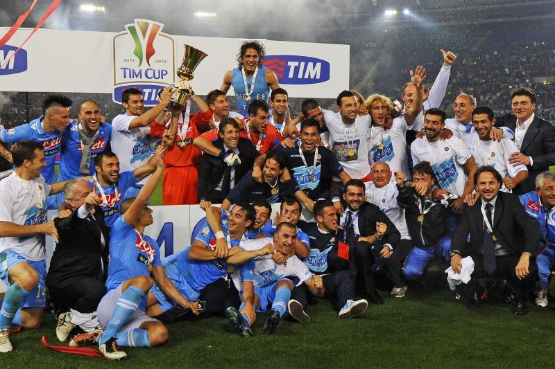 Napoli-Fiorentina, finale di Coppa Italia: suddivisione Olimpico e fasi dei tagliandi