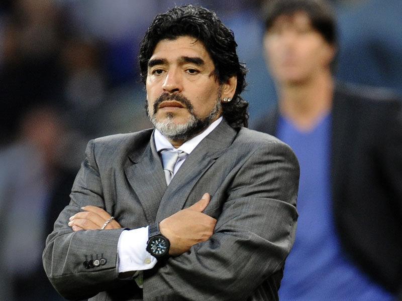 Diego Armando Maradona, il TAR gli dà ragione: accesso alla cartella Equitalia