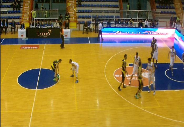 La Expert Napoli Basket stecca l'ultima trasferta: vince Barcellona 79-70