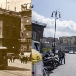 Napoli ieri e oggi, un viaggio fotografico tra le strade della città