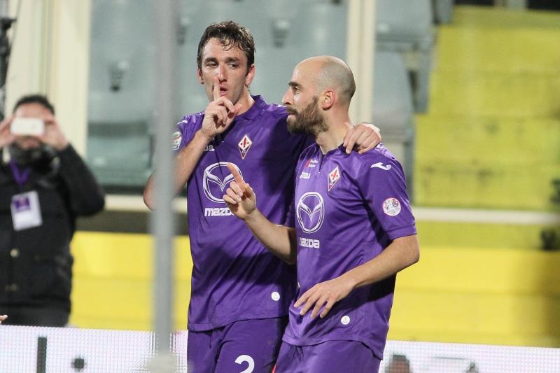 Coppa Italia, Fiorentina: ansia per Borja Valero e Rodriguez
