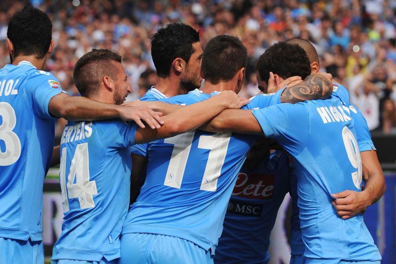 Napoli: è una stagione da record!