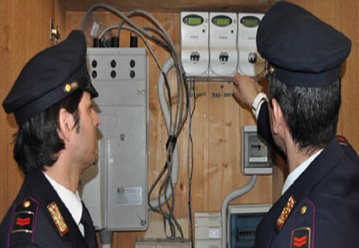 Furto di corrente elettrica in una pizzeria di San Marcellino
